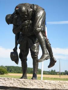 Cobber Memorial, Fromelles